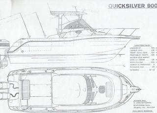 quicksilver 900