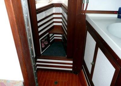 1.Durchgang Vorschiff